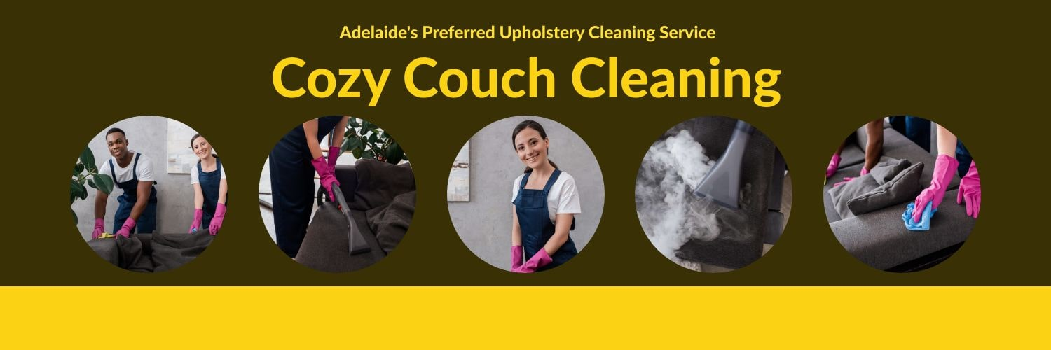 Cozy Couch Cleaning